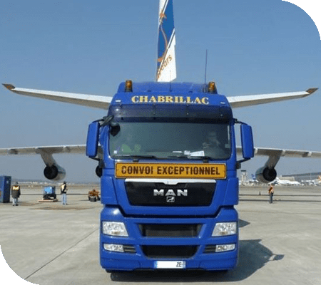 Chabrillac Transport Europe